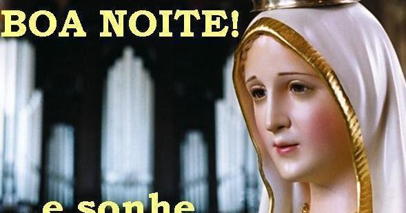 Boa Noite Mae: Nossa Senhora: Nossa Senhora, Cuida De Mim: Boa Noite Com