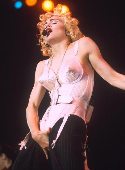 Madonna sao paulo concert - 1 part 3