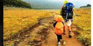 Tips Mendaki Gunung Dengan Anak-Anak-image edukasi.kompas.com