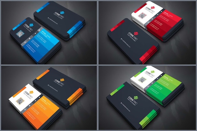 04 Business Cards Design