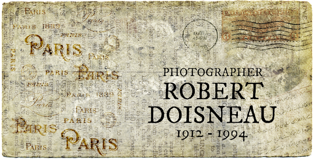 Robert Doisneau Photographer