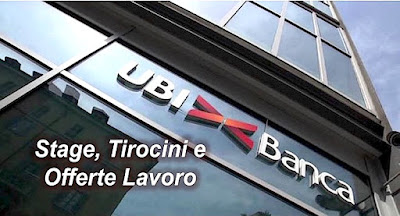 Il bando aperto da UBI Banca per trovare impiegati da assumere nelle sedi italiane.