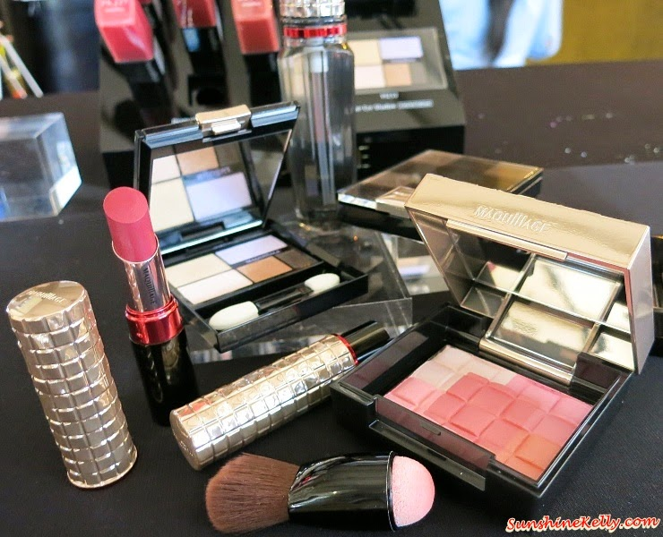 Shiseido MAQuillAGE Spring Summer 2015 Collection, Shiseido MAQuillAGE, Spring Summer 2015 Collection, Japanese Makeup, Japan Cosmetics, Shiseido Malaysia, shiseido,