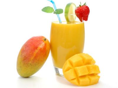 Tại sao xoài là trái cây giúp tăng cân nhanh chóng?