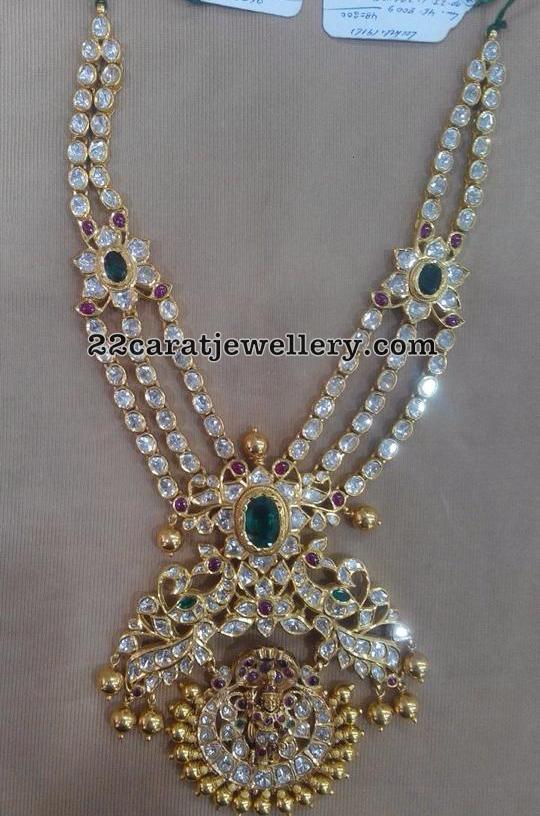 126 Grams Pachi Work Necklace
