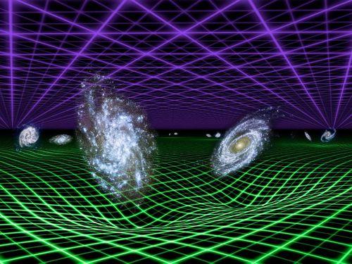 Espacio-tiempo curvo y los secretos del Universo : Blog de Emilio ...