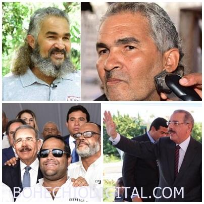 Comunicador se corta barba luego varios años cumplieron promesa reparar la vía pueblo