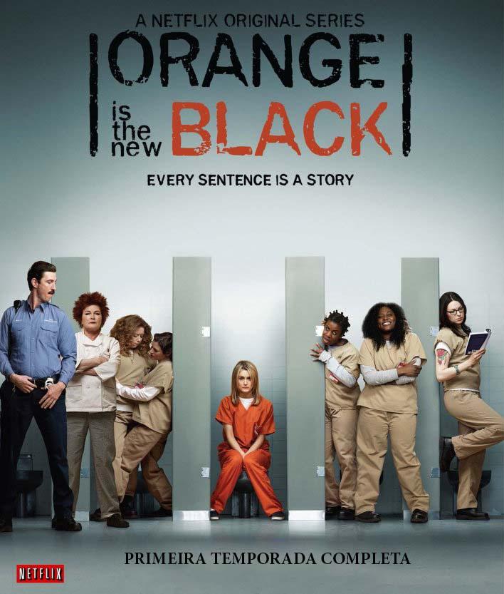 Orange Is the New Black 1ª Temporada Torrent - Blu-ray Rip 720p Dublado (2013)