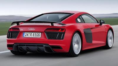 Audi R-8 Models