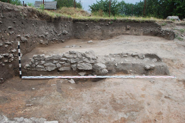 Ancient Greek colony in Russia had complex system of fortifications