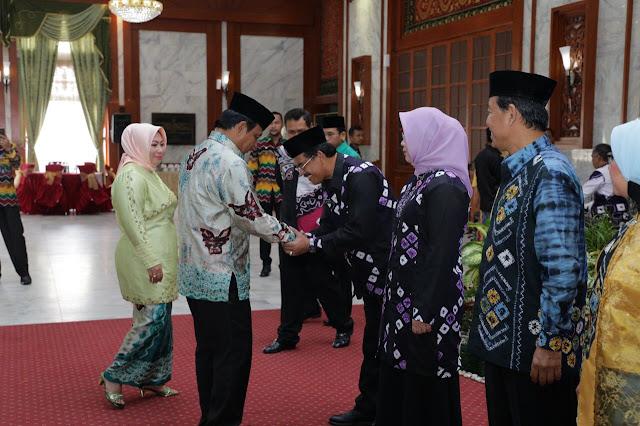 HM Muslim Resmi Jabat Kadinkes Kalsel