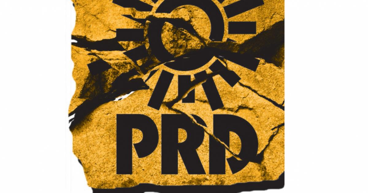 PRD ve cerca su desaparición y culpa a 'traidores' que se fueron.