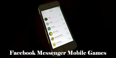 Facebook Messenger Games List - Playing Games on Facebook Messenger