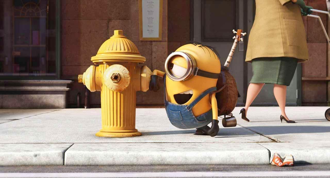 GAMBAR MINIONS 2015 LUCU Gambar Film Animasi Minions 2015