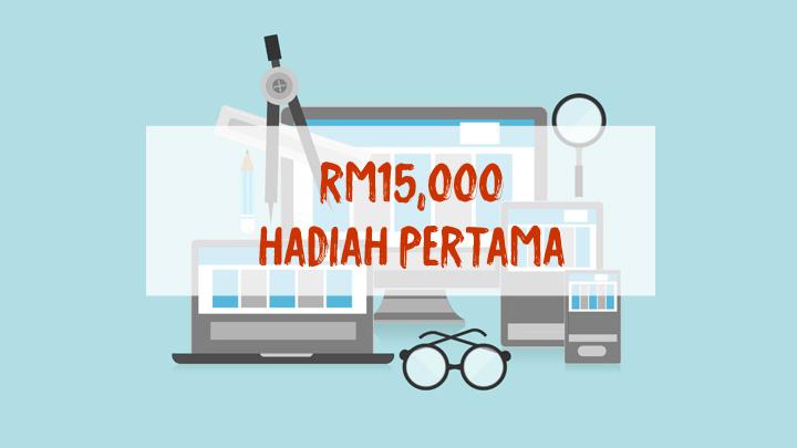 Kontest SEO Hadiah Pertama RM15,000; Keseluruhan RM30,000