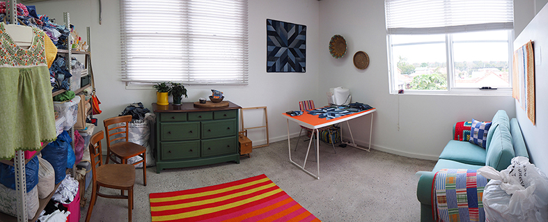 The Stitch and Yarn studio