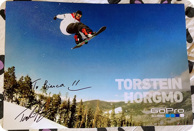 Winter X Games Aspen 2014 - Torstein Horgmo
