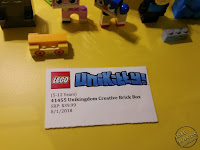 LEGO Unikitty Set 41455 Unikingdom Creative Brick Box