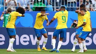 مشاهدة مباراة السعودية والبرازيل بث مباشر اليوم الجمعة 12-10-2018 Saudi Arabia vs Brazil Live