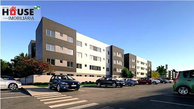 Apartamentos com Garden. Churrasqueira e Piscina - Campo Largo