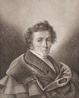 Wilhelm Müller by Johann Friedrich Schröter