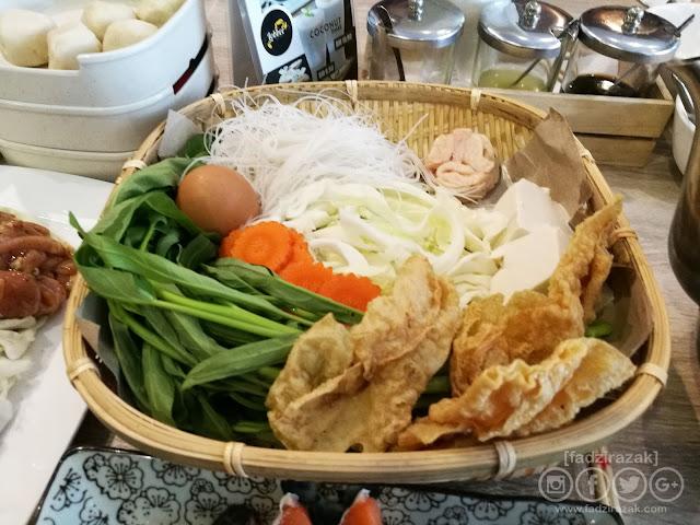 Thai Style BBQ & Steamboat Di Lobbee @ Publika