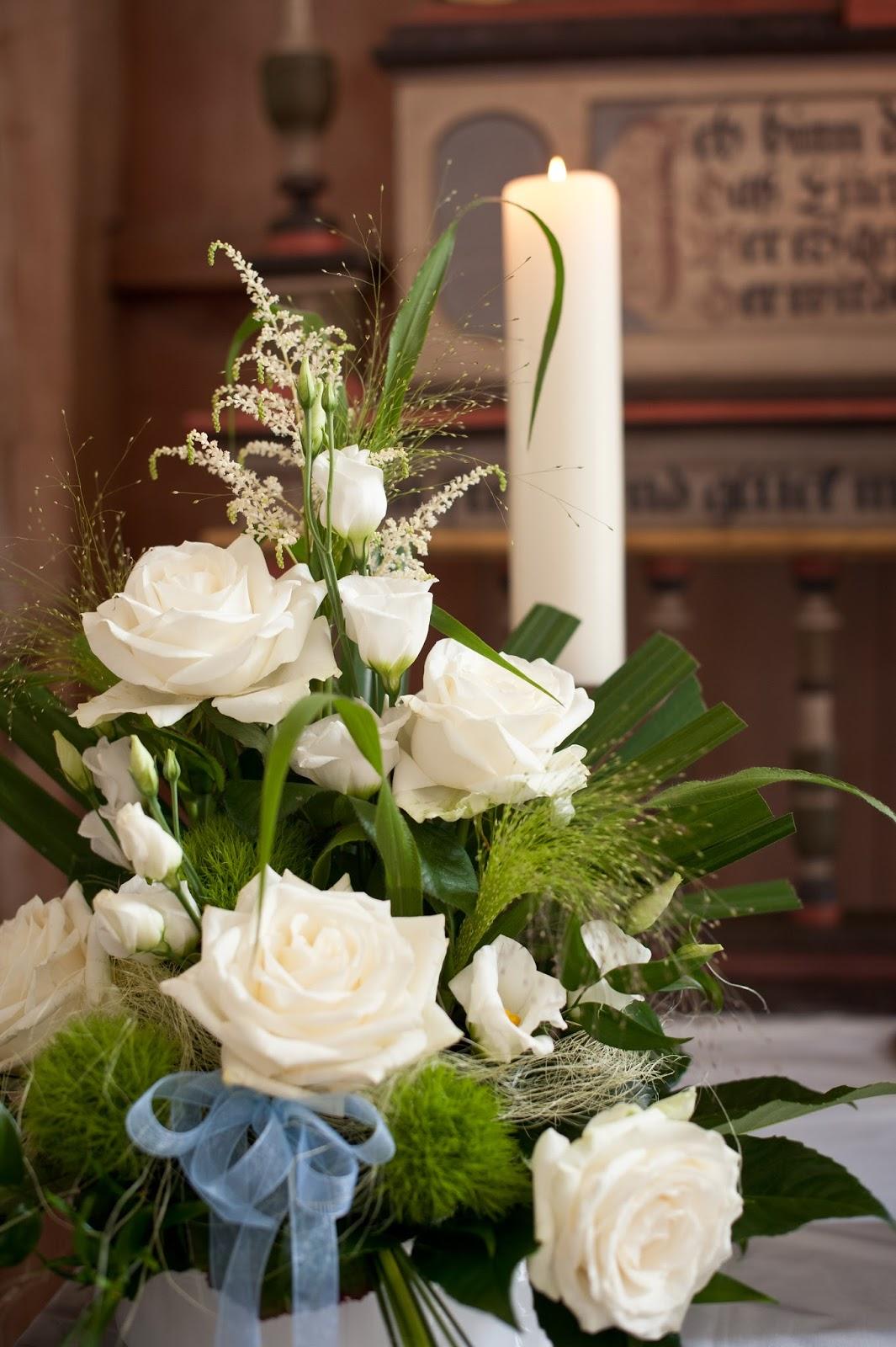 Bines IdeenReich: Blumendeko