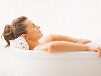 Des bains stimulants