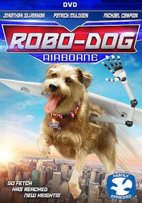 Robo-Dog Airborne 2017 DVDR R1 NTSC Latino