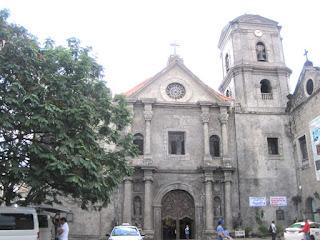 サン・アウグクチン教会