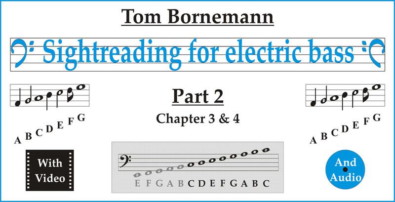 bass guitar sight reading exercises pdf