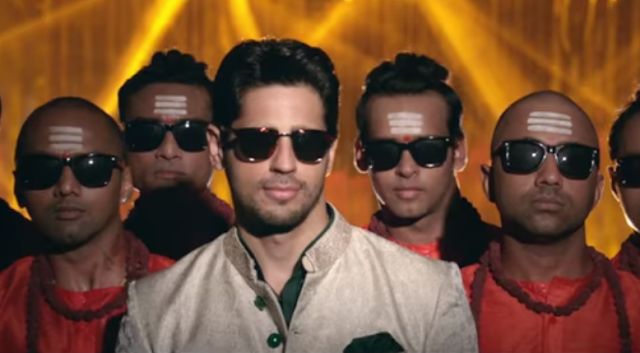 Its time to swag it up with the Kala Chashma song teaser.