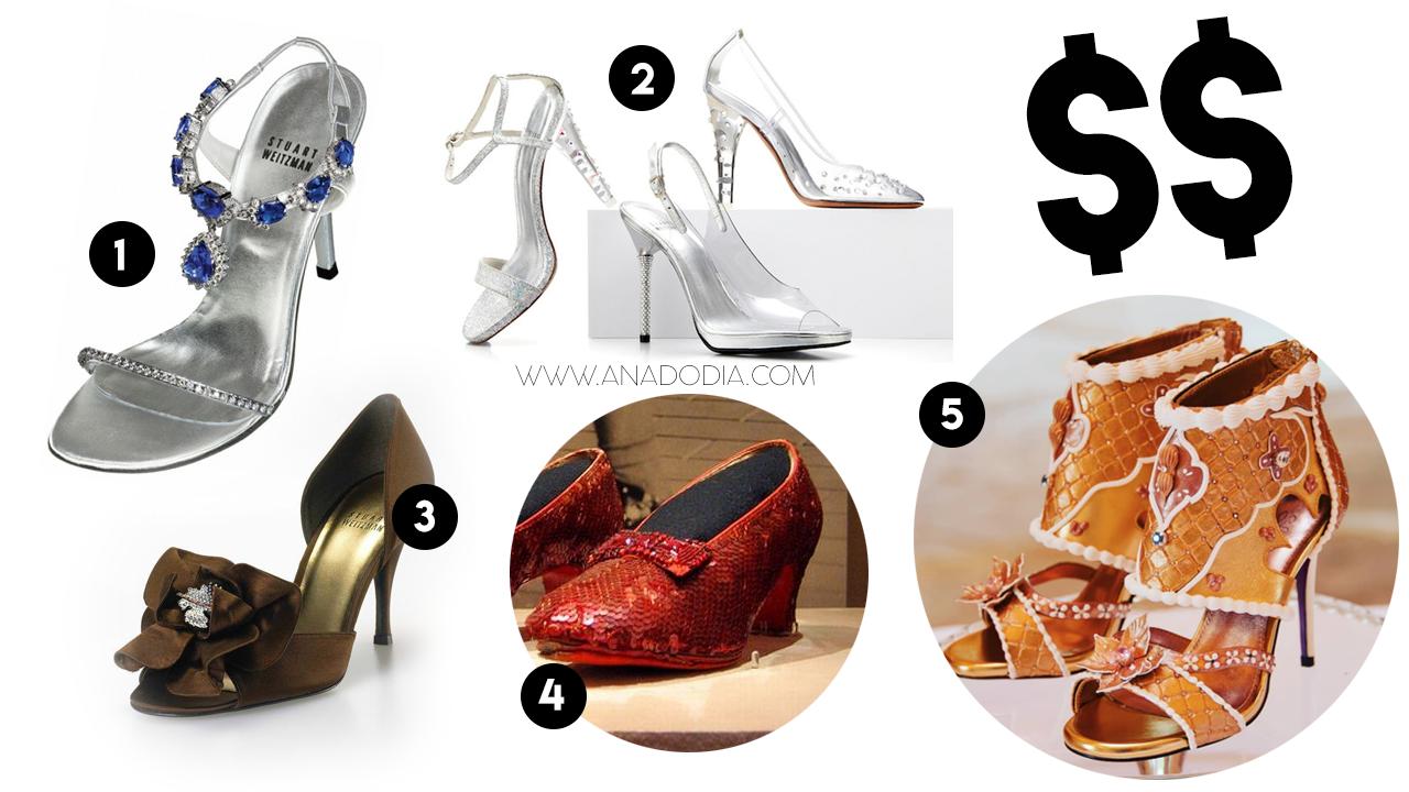 qual o sapato mais caro do mundo anadodia ana do dia