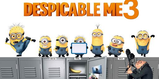Download Film Despicable Me 3 HDRip Subtitle Indonesia