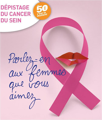 Octobre Rose cancer du sein
