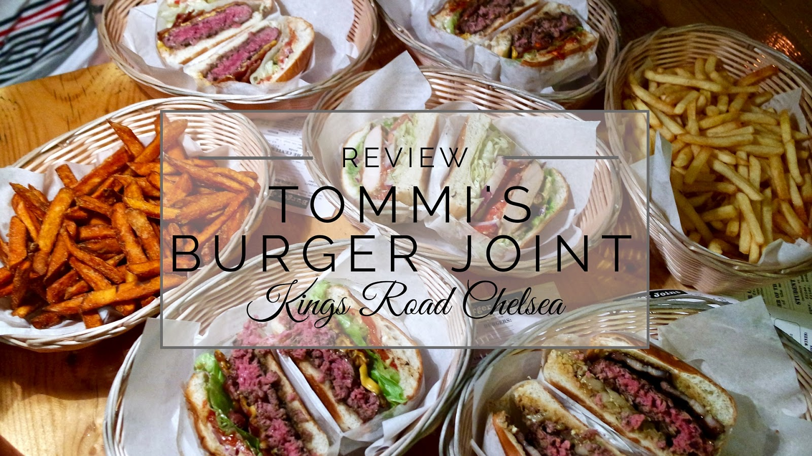 Food & Drink || Tommi's Burger Joint Review