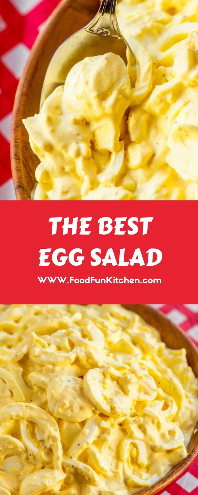 THE BEST EGG SALAD