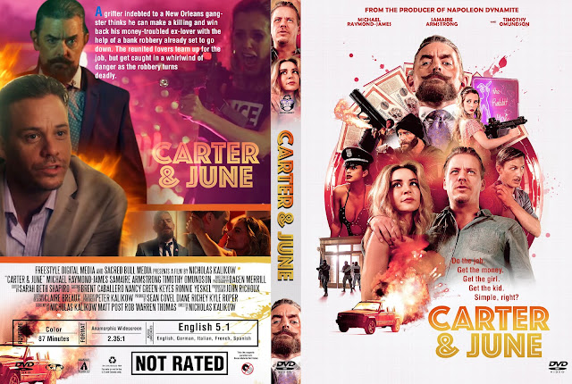 Carter & June DVD Cover