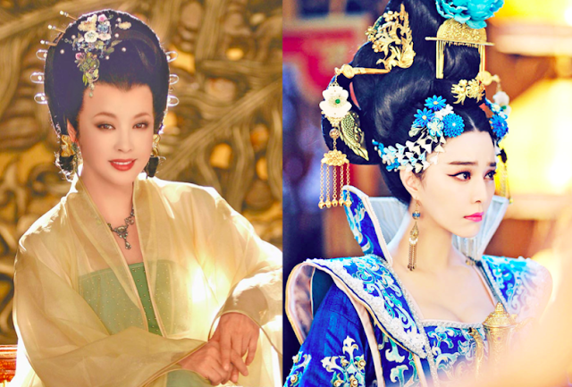 Empress of China Wu Zetian