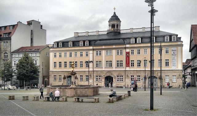Stadtschloss en Eisenach