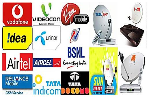 Customer Care Number & Ussd Codes For Airtel, BSNL, Idea, Vodafone, Jio, Tata Sky, Dis TV, Sun DTH