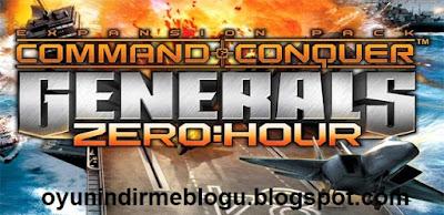 Generals Zero Hour Türkçe İndir PC