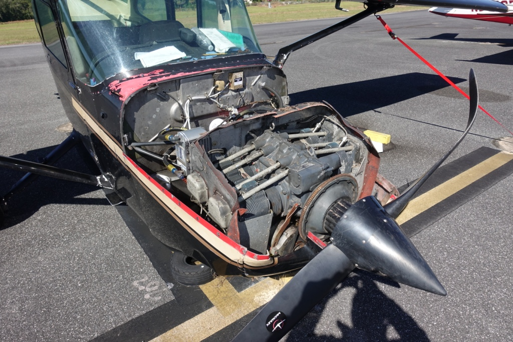 Kathryn's Report: Loss of Control on Ground: Cessna 172N