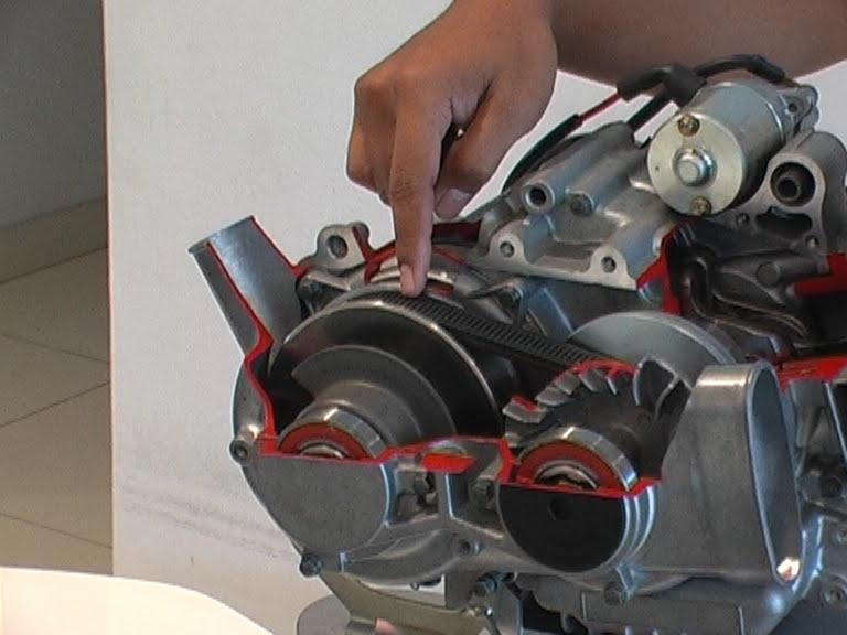 Teknologi YCAT Pada Yamaha Lexam