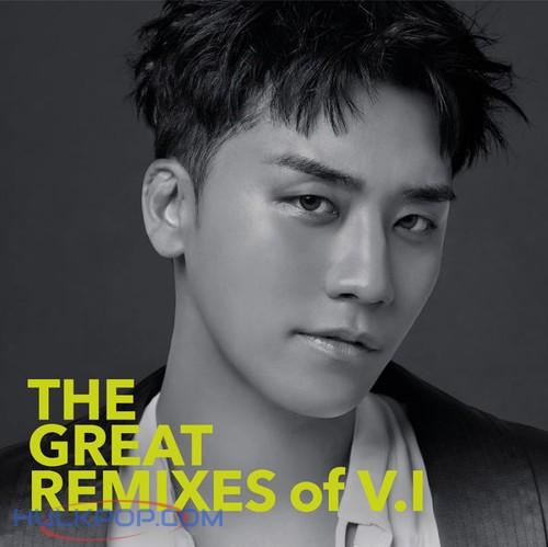 V.I (from BIGBANG) – THE GREAT REMIXES of V.I