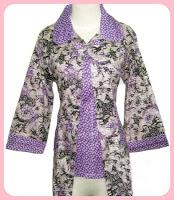 Update Model Baju Batik Untuk Kerja Wanita Modern