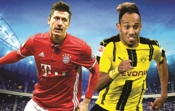 Bayern Munich host Borussia Dortmund in an epic clash which could see BVB drop out the title race.