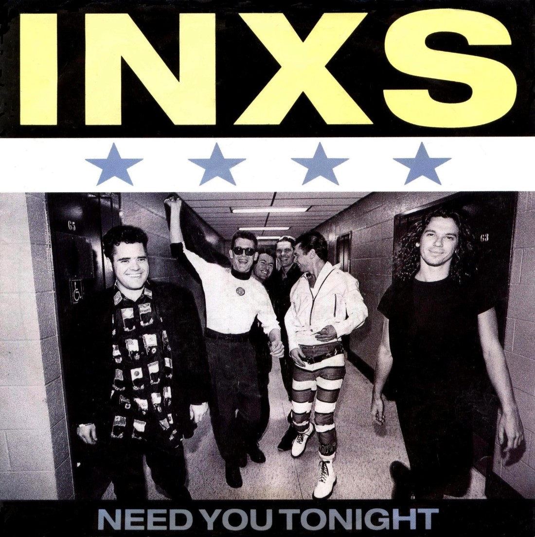 Inxs need you tonight chords