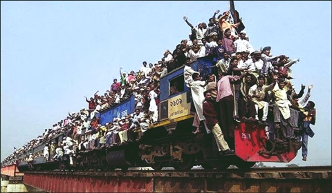 India-impresii-tren