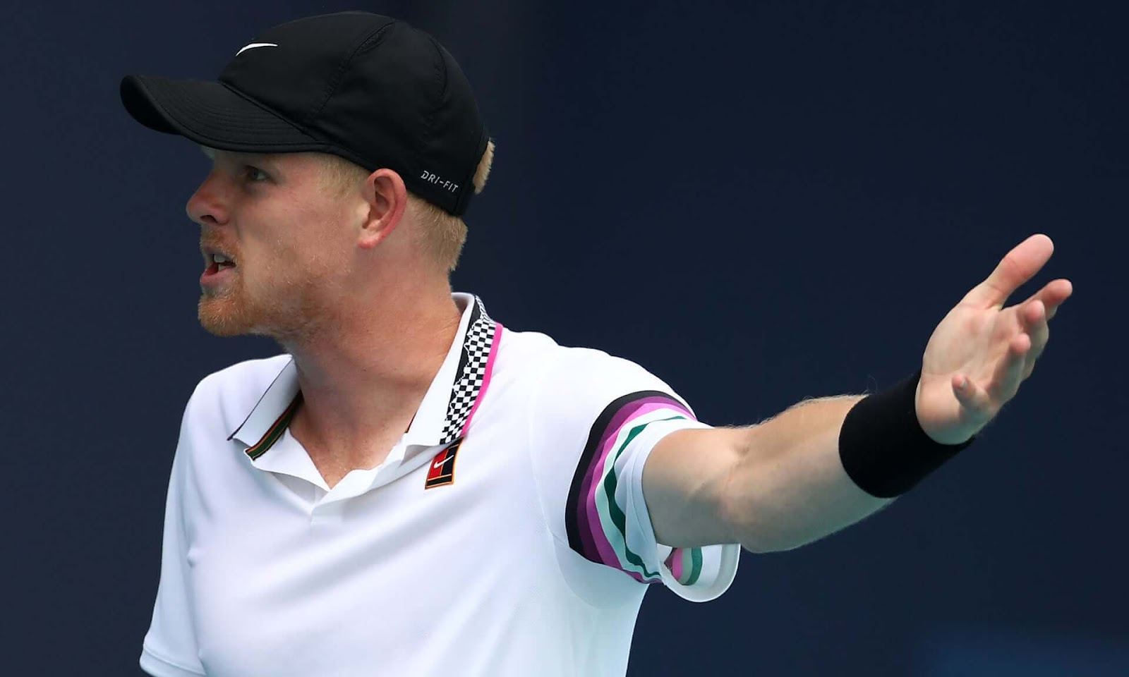Kyle Edmund out of Miami Open after climax marred by rogue crowd call